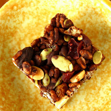 Crispy Healthy Bars