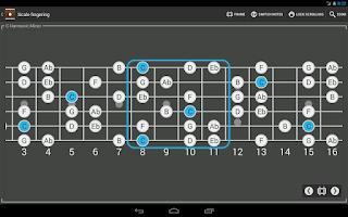Screenshot of Chord! Free (Guitar Chords)