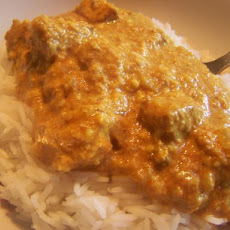 Indian Butter Chicken (Without the Butter)