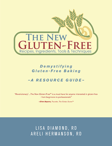 The New Gluten-Free Recipes, Ingredients, Tools and Techniques cover