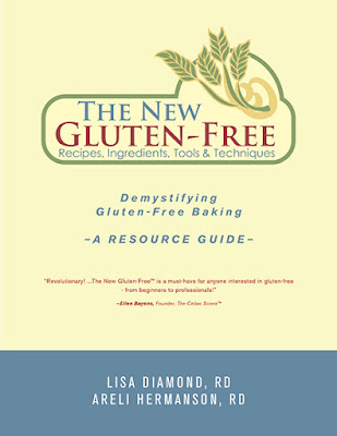 The New Gluten-Free Recipes, Ingredients, Tools and Techniques