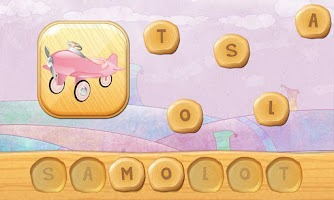 Screenshot of Smart Speller Polish (Kids)