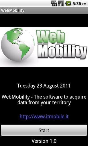 WebMobility