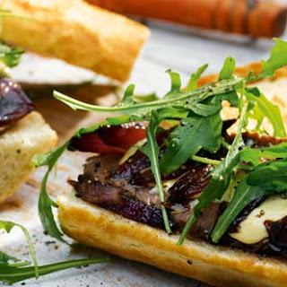 Steak Onion Baguette Recipes