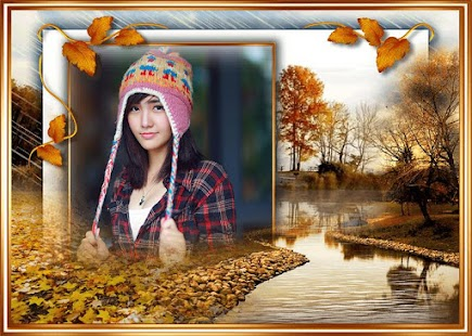 Nature Photo Frame 2015 - screenshot