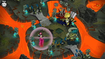 Screenshot of Skulls of the Shogun