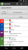 Screenshot of easy.GO - For bus, train & Co.