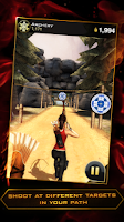 Screenshot of Hunger Games: Panem Run