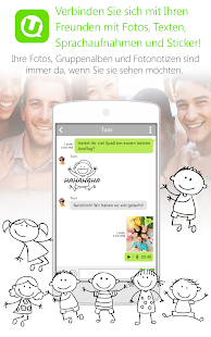 U Messenger - Fotochat Screenshot