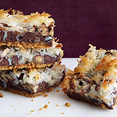 Mexican Magic Bars