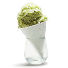 Mint-Honeydew Ice