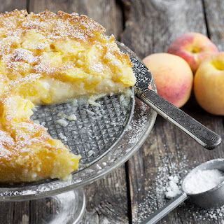 Peaches Cream Cake Recipes