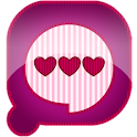 Easy SMS Valentine'sDay theme icon