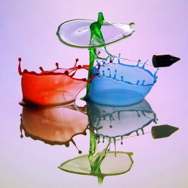 by Irwan Budiman - Abstract Water Drops & Splashes