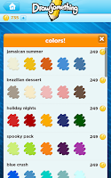 Screenshot of Draw Something