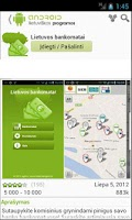 Screenshot of LTAndroid