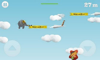 Screenshot of Poli: Flying Elephant