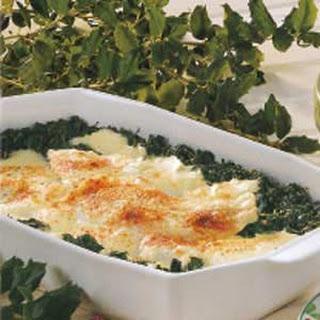 Low Fat Flounder Florentine Recipes