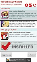 Screenshot of Best New Poker Games