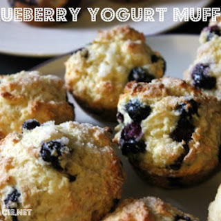 Blueberry Orange Yogurt Muffins Recipes