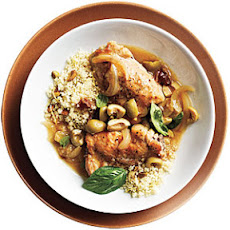 Chicken with Dates, Olives, and Cinnamon