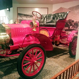 That's an Old Ride by D'Anne Nelson - Transportation Automobiles