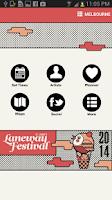 Screenshot of Laneway Festival