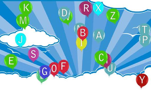 Balonowy Alfabet
