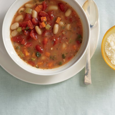 Vegetable-Bean Soup