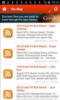 Screenshot of Fatal Pit Bull Attacks