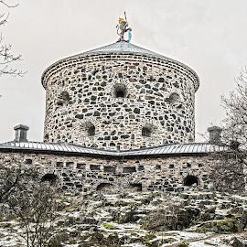 Skansen Lejonet by Niklas Olausson - Buildings & Architecture Public & Historical ( sweden, gothenburg, sverige, arkitektur, skansen lejonet, architecture, göteborg, stad, city )