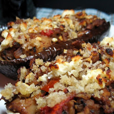 Eggplant Lovers Stuffed Eggplant
