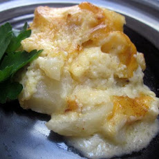 The Fish Market Au Gratin Potatoes