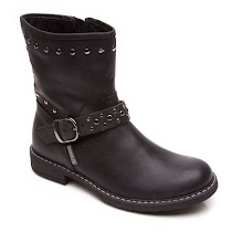 Step2wo Stars - Studded Buckle Boot BOOTS