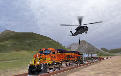 Helicopter Sim Pro - screenshot
