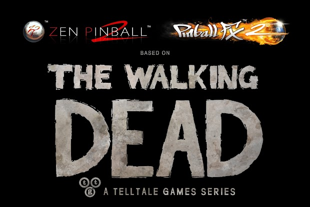 Zen Pinball FX2 is getting The Walking Dead table