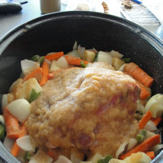 Slow Cooker Pineapple Pork Roast