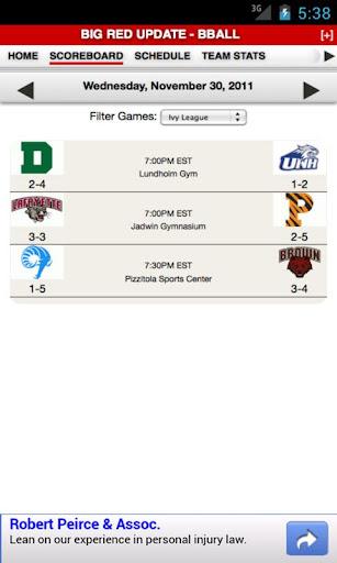 玩運動App|Cornell Football & Basketball免費|APP試玩