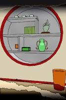 Screenshot of 脱出ゲーム: すり替えられた家