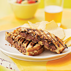 Patty Melts with Grilled Onions
