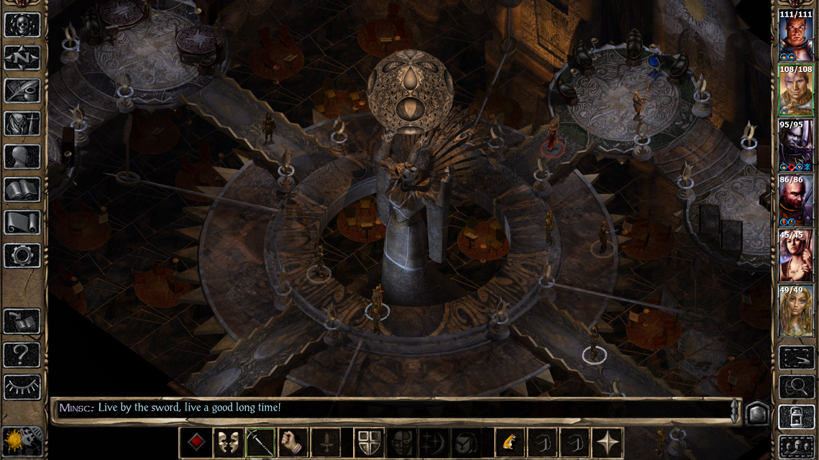 Baldur's Gate II Screenshot 2