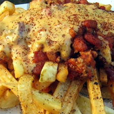 Best Ever Chili Cheese Fries