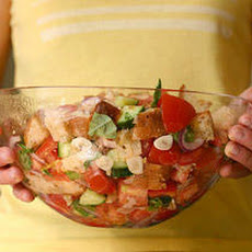 Panzanella (Tuscan Bread Salad) Recipe
