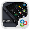 Free Download Black Elf GO Launcher Theme APK for Samsung