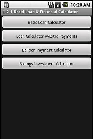 Loan Mortgage Calc