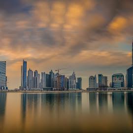 by Khalid Abdullah - City,  Street & Park  Skylines