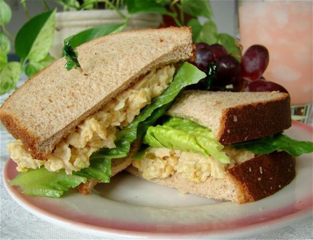 Mock Tuna Salad (Chickpea Salad) Recipe   Yummly
