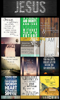 Screenshot of Christian Quotes Wallpapers