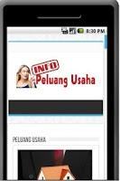 Screenshot of Peluang Usaha dan Bisnis