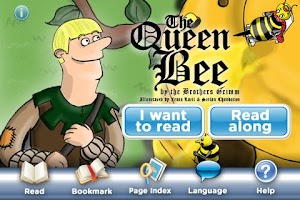 Screenshot of The Queen Bee StoryChimes